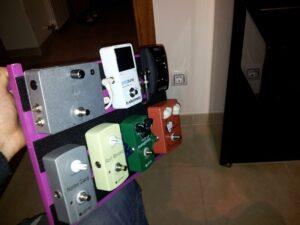 pedalera guitarra casera pedaltrain pedalboard diy -19